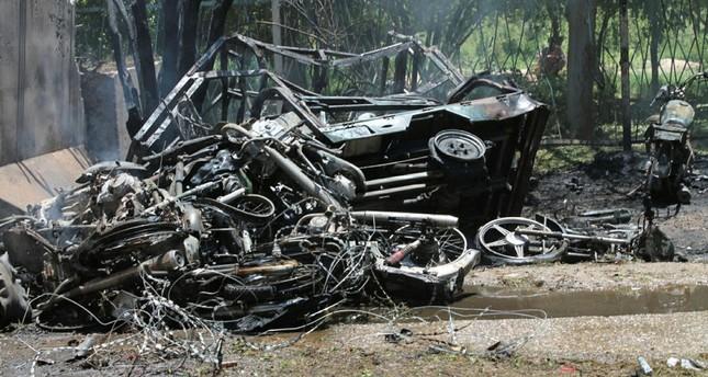 Autobombe in Afghanistan: Mindestens 34 Tote und 60 Verletzte