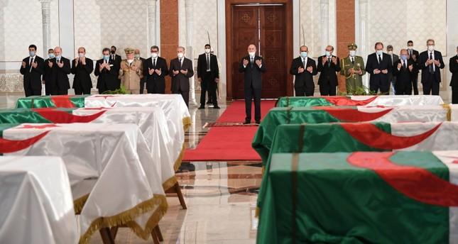 بعد أكثر من 170 عاماً.. الجزائر تستعيد رفات شهداء من فرنسا