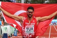 Turkey's Escobar wins 400m race in Diamond League