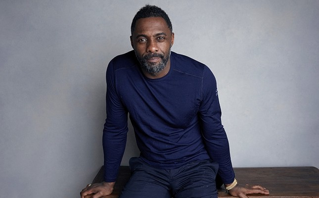 In this Jan. 21, 2018, file photo, actor-director Idris Elba poses for a portrait to promote his film Yardie at the Music Lodge during the Sundance Film Festival in Park City, Utah. (AP Photo)