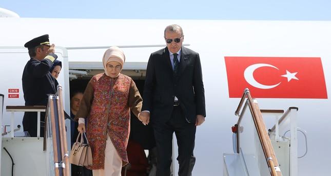 أردوغان يتوجه إلى كوريا الجنوبية في زيارة رسمية
