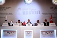 Independent Palestine must be established, Çavuşoğlu tells OIC meeting in Istanbul