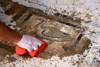 1,800-year-old mosaic found in Perge
