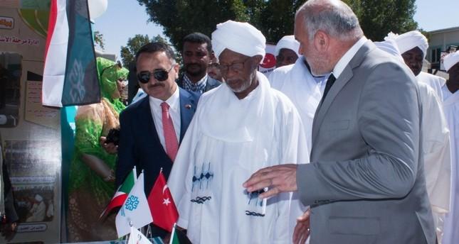السودان يؤكد حرصه على تطوير العلاقات والتبادل التجاري مع تركيا
