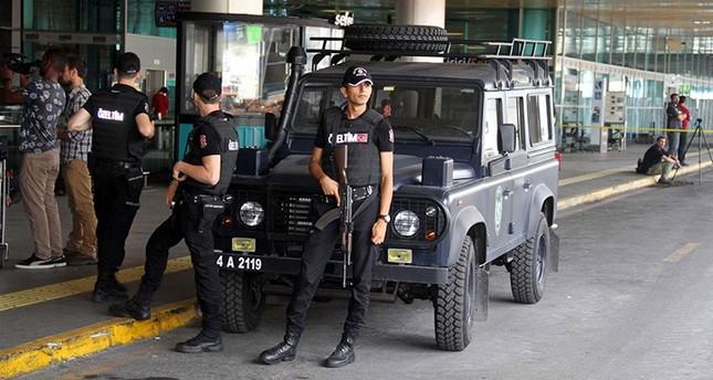 بعد الهجوم الإرهابي... قوات خاصة لحراسة بوابات مطار أتاتورك