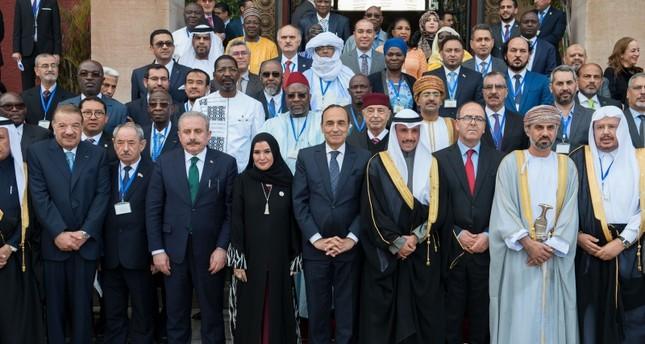 برلمانات التعاون الإسلامي تدعو للتعاون مع تركيا للقضاء على منظمة غولن
