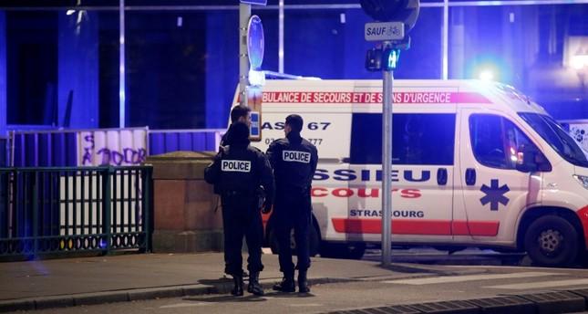 Strasbourg Christmas Market Shooting.Christmas Market Shooting Kills 3 Injures 12 In France S
