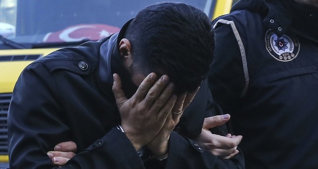 Burak Akın confessed he joined the terrorist group before he was admitted to military school.