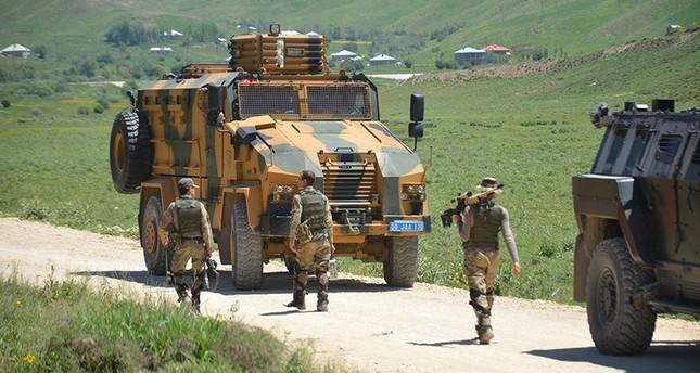 تعزيزات عسكرية تركية تتجه نحو جبل قنديل شمالي العراق