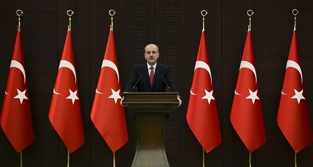 المتحدث باسم الحكومة التركية: نقوم بالتجهيزات اللازمة للتحول إلى جيش محترف
