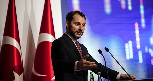 Turkey to reduce currency risk for companies: Albayrak
