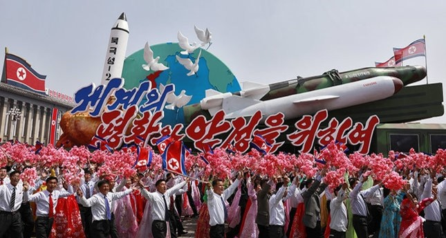 كوريا الشمالية تهدد بالرد على أمريكا بـالسلاح النووي