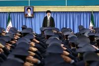 Iran's supreme leader Ayatollah Ali Khamenei said on Tuesday he was grateful to U.S. President Donald Trump for revealing