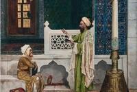 5.9 مليون دولار ثمن لوحة رسام عثماني في مزاد بريطاني