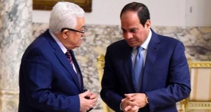 السيسي يلتقي عباس.. غزة وأزمة السلطة المالية على الطاولة