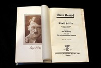 The first reprint of Adolf Hitler's