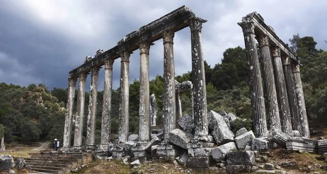 Turkey's ancient city Euromos eyes UNESCO list