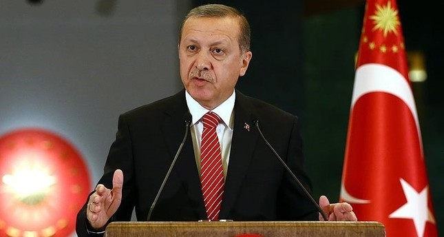 أردوغان: أسلحة الناتو تظهر مع داعش وتركيا ترى الوجه الحقيقي للمكائد