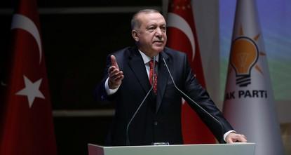 Erdoğan kritisiert Haltung westlicher Medien