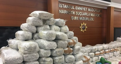 War on narcotics nets thousands of suspects, tons of drugs