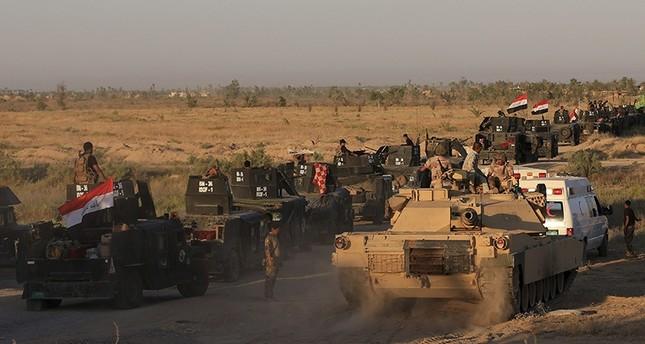 الجيش العراقي يفشل في اقتحام الفلوجة بعد 3 أيام من المعارك الطاحنة