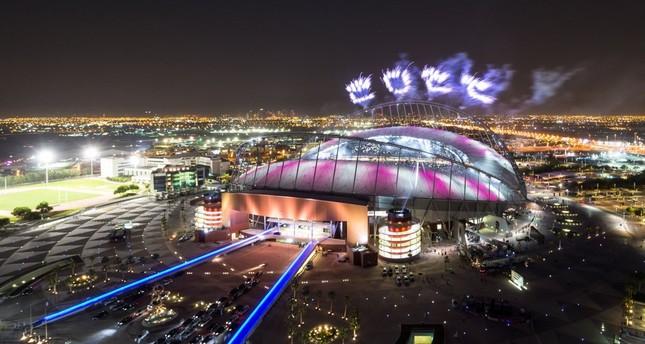 Qatar says Gulf crisis has no impact on World Cup preparations