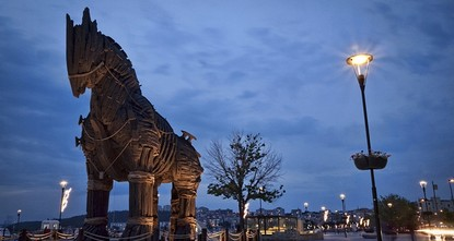 pThe new Museum of Troy in Turkey's western Çanakkale province is expected to draw 1 million tourists in its inaugural year, including several Hollywood celebrities who were invited by the Turkish...