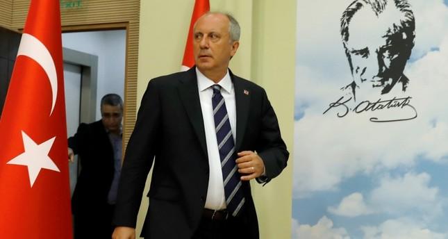 محرم إنجه يقر بهزيمته أمام أردوغان في الانتخابات الرئاسية