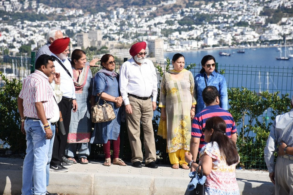 In order to expand tourism markets, Turkey aims to attract more tourists from India, China, South Korea and South American countries.