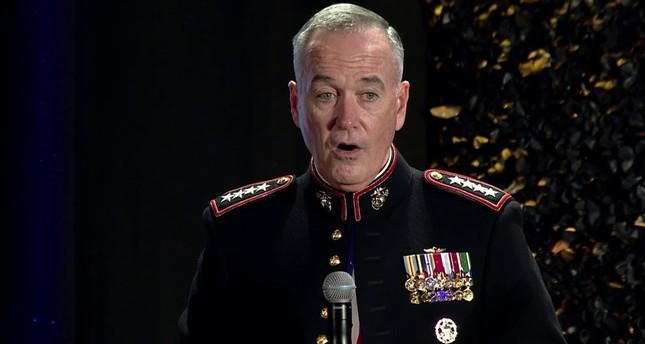 جوزيف دانفورد - رئيس هيئة الأركان الأمريكية المشتركة