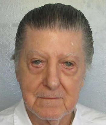 This photo provided by the Alabama Department of Corrections shows Walter Leroy Moody. (AP Photo)