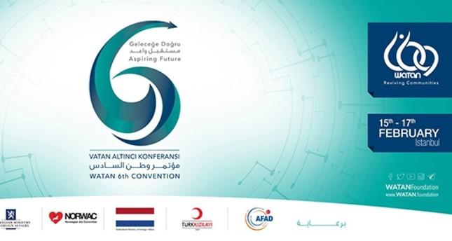 المؤتمر السادس لمؤسسة منظومة وطن ينعقد في إسطنبول اليوم