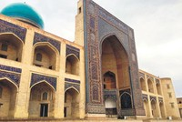 Samarkand and Bukhara: Golden journey on ancient Silk Road