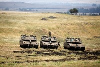 US drops reference to 'Israeli-occupied' Golan Heights