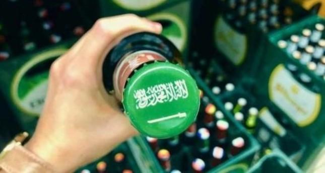 شركة ألمانية تعتذر عن وضع علم السعودية على غطاء مشروب كحولي