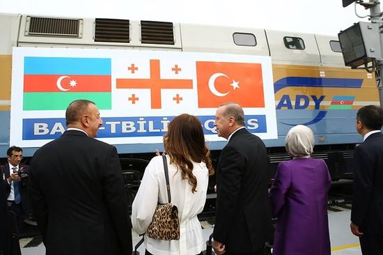 Baku-Tbilisi-Kars railway to stimulate economic growth, boost human development