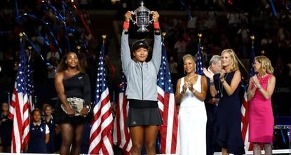 Японская теннисистка Наоми Осака выиграла US Open