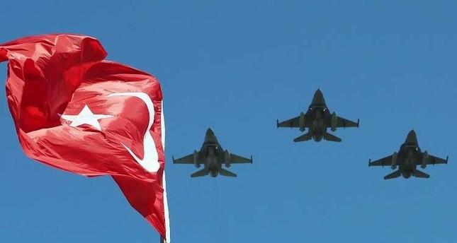 الجيش التركي يعلن تحييد 7 إرهابيين في غارات بولاية هكاري