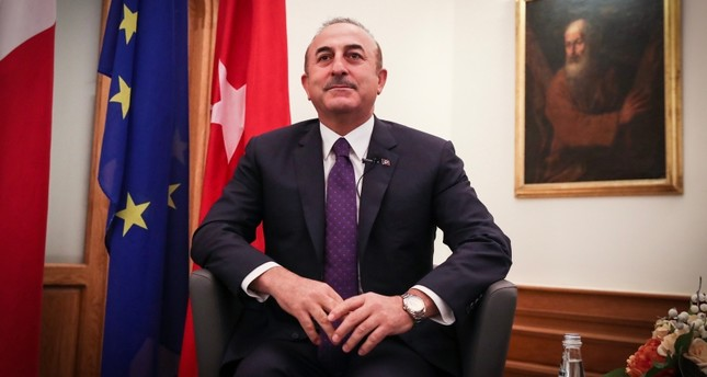 Turkey content with US decision to withdraw troops from Syria, FM Çavuşoğlu says