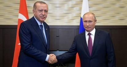 إبراهيم قالن: الرئيس الروسي فلاديمير بوتين يزور تركيا الأسبوع الأول من شهر يناير 2020