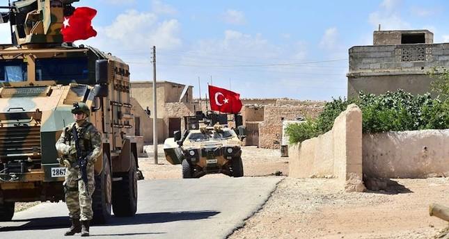 قوات تركية في محيط جرابلس (من الأرشيف)