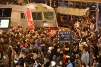 Christmas mayhem feared in France as transport strike enters 10th day