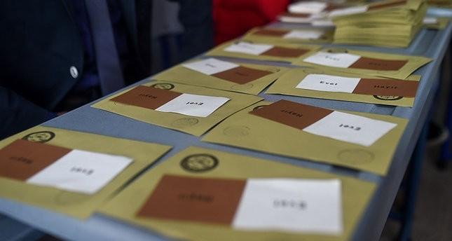 انتهاء التصويت وبدء عمليات الفرز في الاستفتاء الدستوري في عموم تركيا