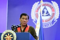 Duterte says China threatened war if Philippines insists on South China Sea dispute