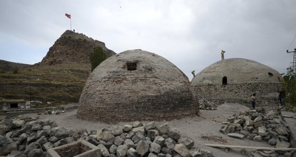 pThe Mazlumağa Hamam and Muradiye Hamam, which were built on the request of Sultan Murad III in Kars province, will open for tourism after restoration./p  pWork has already begun to restore these...