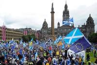 الاسكتلنديون يبدون رغبتهم في الاستقلال عن بريطانيا عقب بريكست