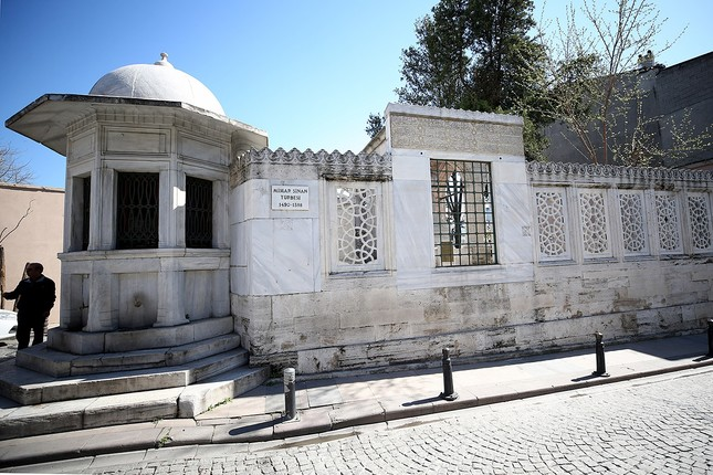 Grabstätte von Mimar Sinan, Istanbul