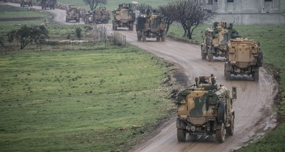 US, UK, Germany call for end to Assad attacks in Idlib