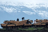 Turkey has more than handful of reasons for third offensive in northern Syria
