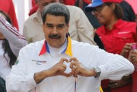 Venezuela's Maduro proposes snap polls for opposition-controlled congress